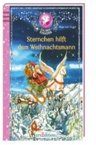 Zaubereinhorn - Sternchen hilft dem Weihnachtsmann