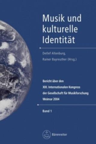 Musik und kulturelle Identität, 3 Bde.