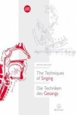 The Techniques of Singing / Die Techniken des Gesangs, m. Audio-CD