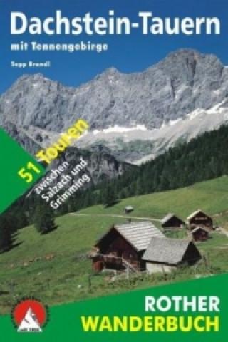 Rother Wanderbuch Dachstein-Tauern mit Tennengebirge