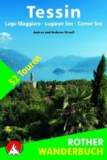 Rother Wanderbuch Tessin