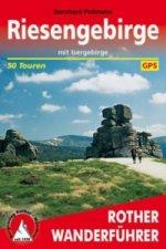 Rother Wanderführer Riesengebirge mit Isergebirge