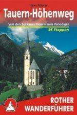 Rother Wanderführer Tauern-Höhenweg