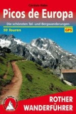 Rother Wanderführer Picos de Europa