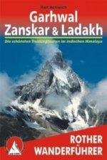 Rother Wanderführer Garhwal, Zanskar & Ladakh