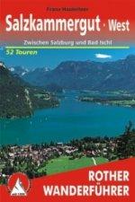 Rother Wanderführer Salzkammergut West