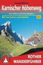 Rother Wanderführer Karnischer Höhenweg