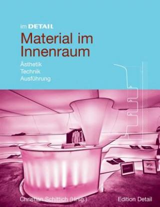 Material im Innenraum