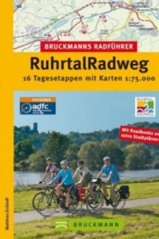 Bruckmanns Radführer RuhrtalRadweg