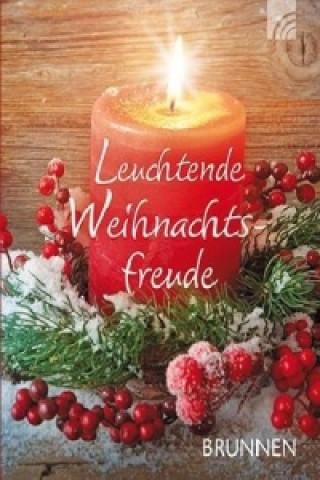 Leuchtende Weihnachtsfreude
