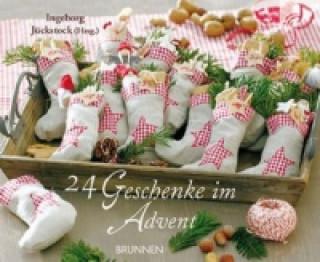 24 Geschenke im Advent