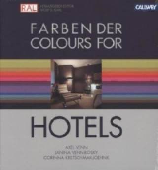 Farben der Hotels. Colours for Hotels