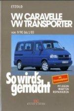 VW Caravelle, VW Transporter