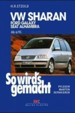 VW Sharan, Ford Galaxy, Seat Alhambra ab 1995