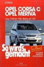 Opel Corsa C, Opel Meriva