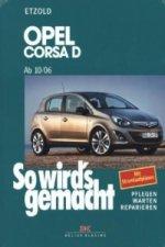 Opel Corsa D 10/06-12/14