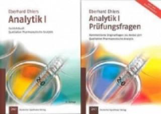 Analytik I - Kurzlehrbuch und Prüfungsfragen, 2 Bde.
