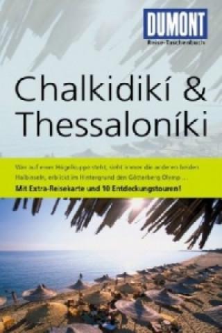 DuMont Reise-Taschenbuch Chalkidiki & Thessaloniki