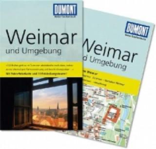 DuMont Reise-Taschenbuch Weimar und Umgebung