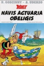 Asterix - Navis actuaria Obeligis