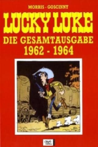 Lucky Luke, Die Gesamtausgabe, 1962-1964