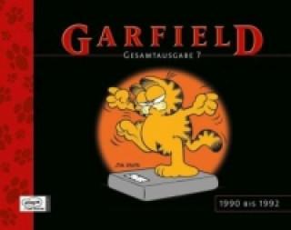 Garfield, Gesamtausgabe. Bd.7