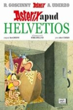 Asterix - Asterix apud Helvetios