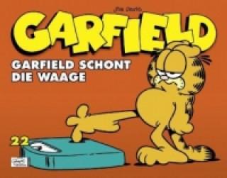 Garfield - Garfield schont die Waage