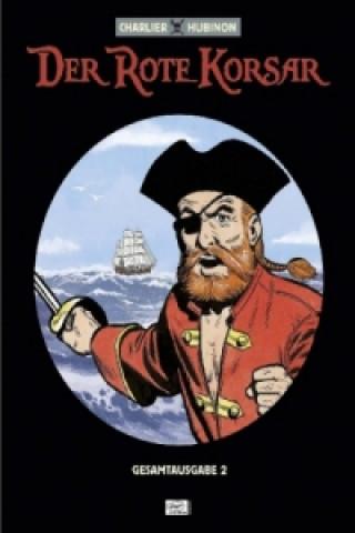 Der Rote Korsar, Gesamtausgabe - Der Kapitän ohne Namen