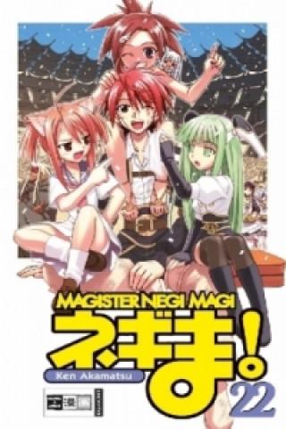 Magister Negi Magi. Bd.22