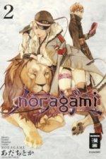 Noragami. Bd.2