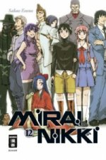 Mirai Nikki. Bd.12