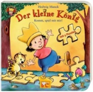 Der kleine König - Komm, spiel mit mir!, Puzzlebuch
