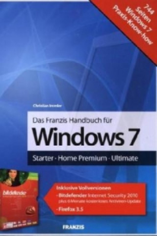 Das Franzis Handbuch für Windows 7