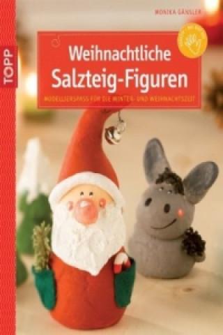 Weihnachtliche Salzteig-Figuren