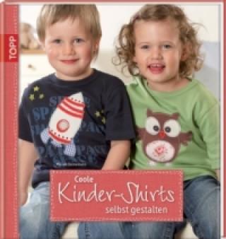 Coole Kinder-Shirts selbst gestalten