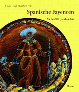 Spanische Fayencen