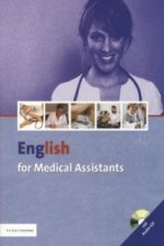 English for Medical Assistants, m. Audio-CD