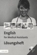 English for Medical Assistants, Lösungsheft m. Audio-CD