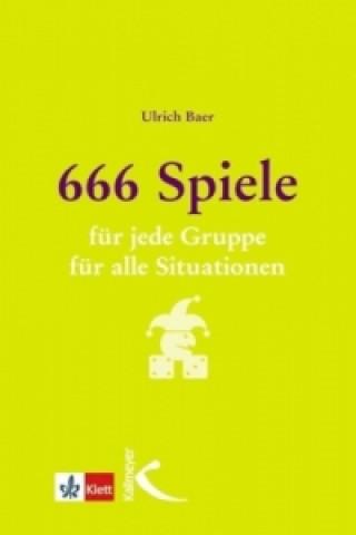 666 Spiele für jede Gruppe - für alle Situationen Download-Material
