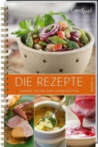 Landlust - Die Rezepte. Bd.4