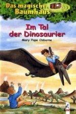 Das magische Baumhaus (Band 1) - Im Tal der Dinosaurier