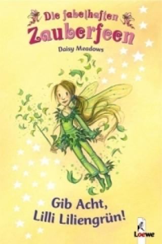 Die fabelhaften Zauberfeen - Gib Acht, Lilli Liliengrün!