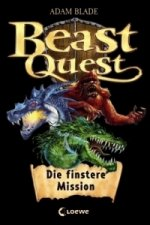 Beast Quest - Die finstere Mission, m. Audio-CD