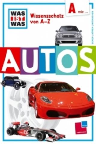 WAS IST WAS Wissensschatz von A-Z, Autos