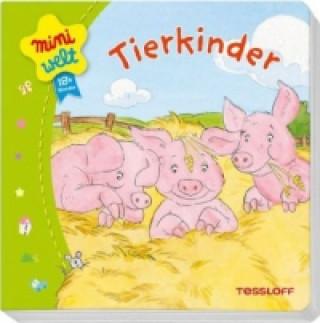 Erstes Bilderbuch: Tierkinder