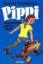 Pippi Langstrumpf 2. Pippi Langstrumpf geht an Bord