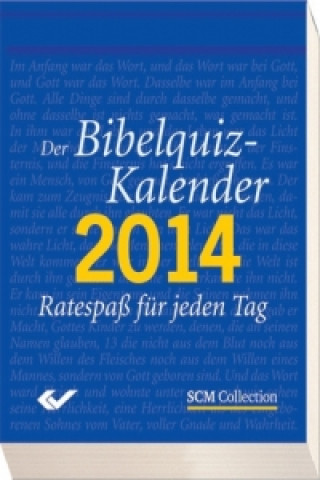 Der Bibelquiz-Kalender 2014