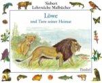 Löwe und Tiere seiner Heimat