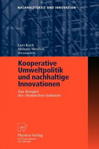 Kooperative Umweltpolitik Und Nachhaltige Innovationen